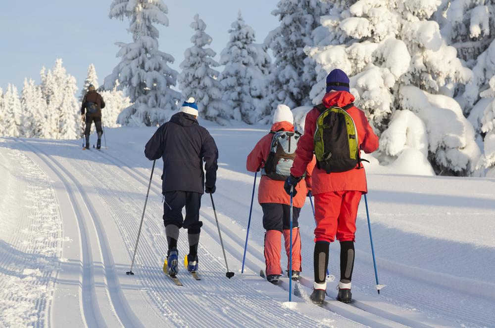 Skiferie i Norge for hele familien